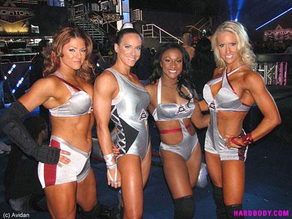american gladiator women