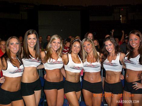 ringgirls