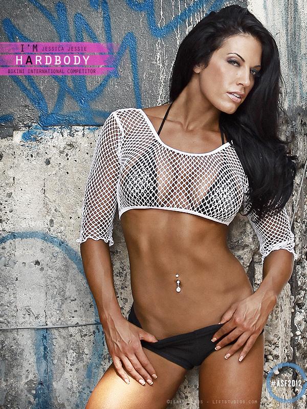 Bikini international hardbody female sports health amp fitness news