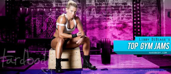 Libby DiBiase's Top Gym Jams