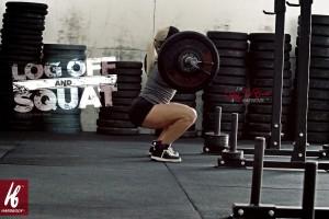 Log off & Squat