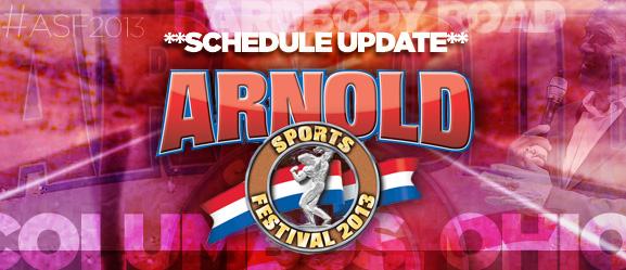 arnold-schedule
