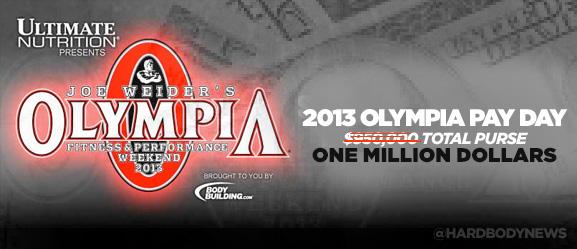 olympia-prize-money