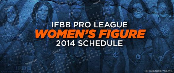 pro figure schedule