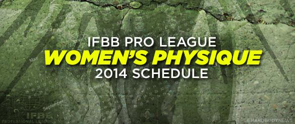 2014 women physique