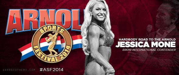 Jessica Paxson Mone Arnold Hardbody