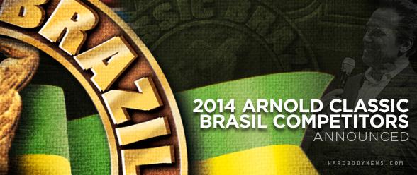 competitors arnold brazil