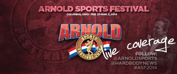live arnold coverage