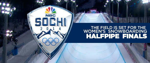 women olympic halfpipe snowboarding