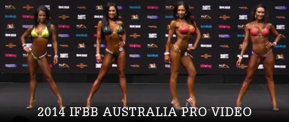 australia pro bikini