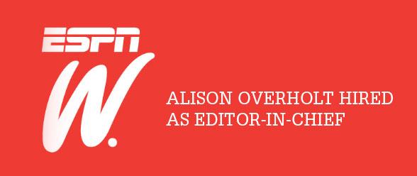 Alison Overholt