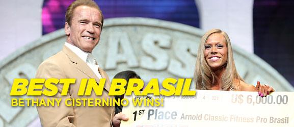 2014 Arnold Fitness Brasil