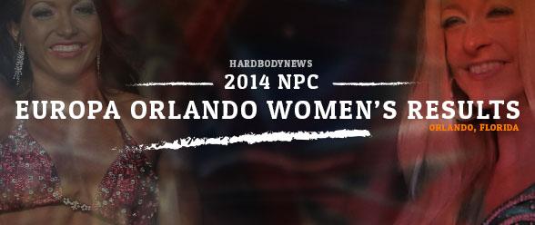 NPC ORLANDO RESULTS