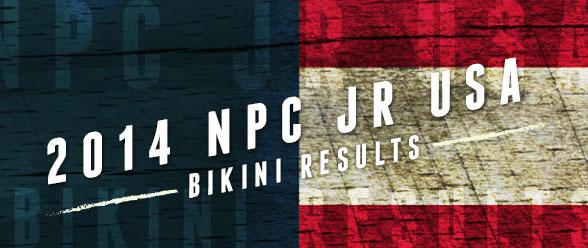 2014 npc jr usa bikini