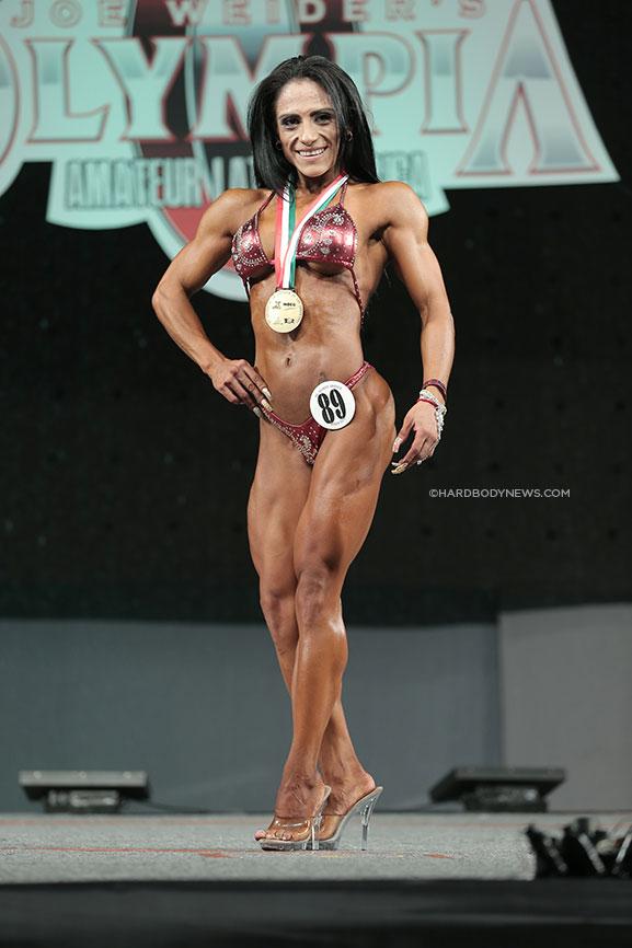 overall latin america amateur olympia figure winner