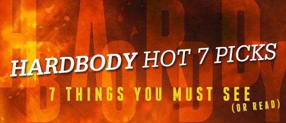 hardbody hot picks