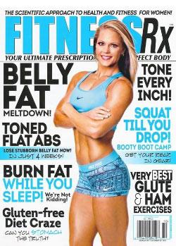 Nicole Wilkins FitnessRX