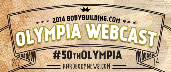 2014 Olympia Webcast