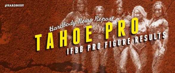 Tahoe Pro Figure Results
