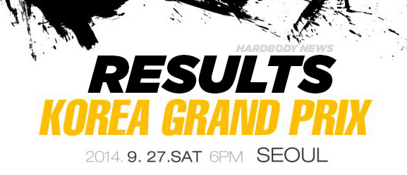 Korea Pro Results