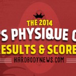 2014 Women's Physique Olympia