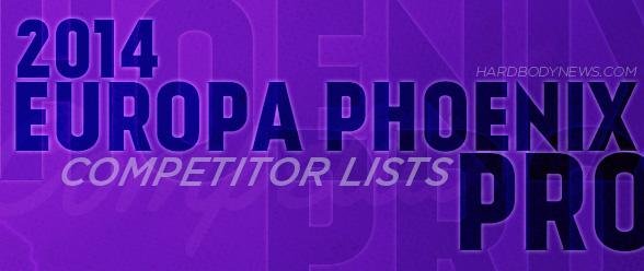 2014 Phoenix Pro