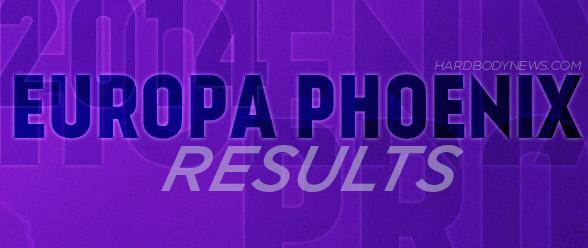 europa phoenix results