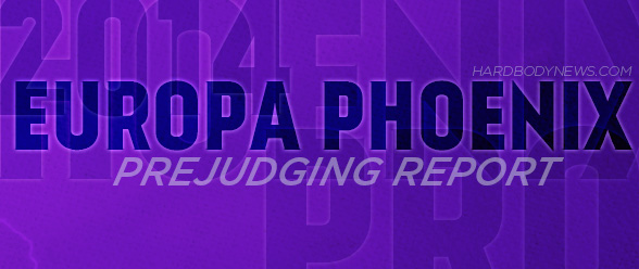2014 Phoenix Pro Prejudging Report