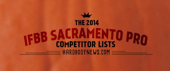 2014 Sacramento Pro