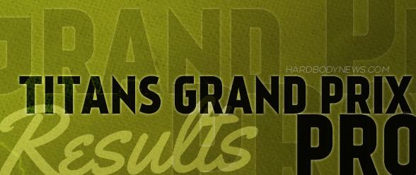 2014 Titans Grand Prix