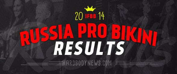 2014 Russia Pro Bikini