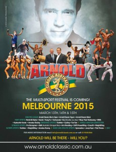 Arnold Australia 2015