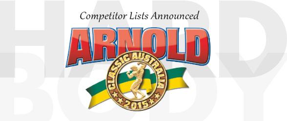 2014 Arnold Australia