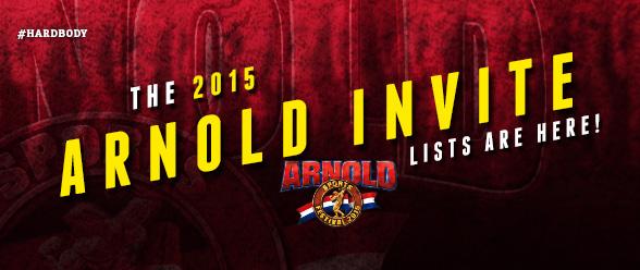 2015 Arnold Invite