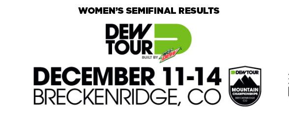 dew tour 2014