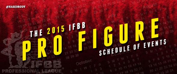 2015 IFBB Pro Figure