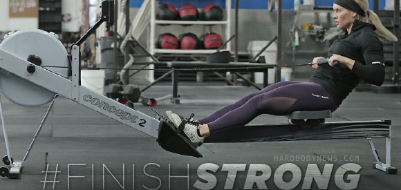 Finish Strong Friday Motivation