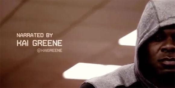 Kai Greene Espn