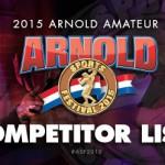 Arnold Amateur