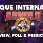 Arnold Physique International