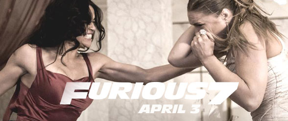 Fast & Furious 7 women