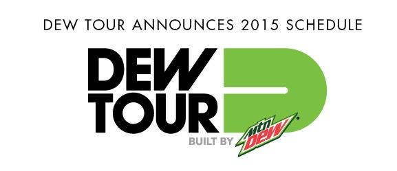 Dew Tour Announces 2015 Schedule