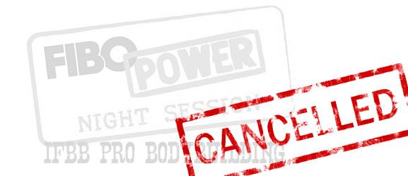 2015 FIBO POWER
