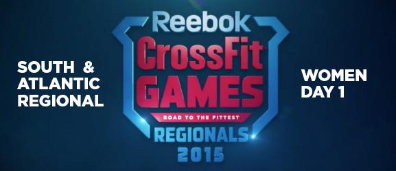 2015 CrossFit Regional