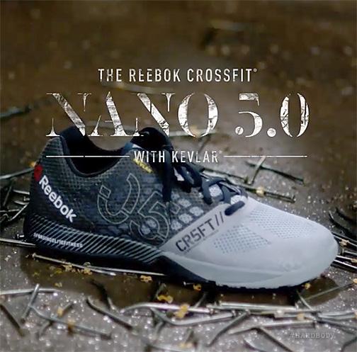 Reebok Nano 5.0