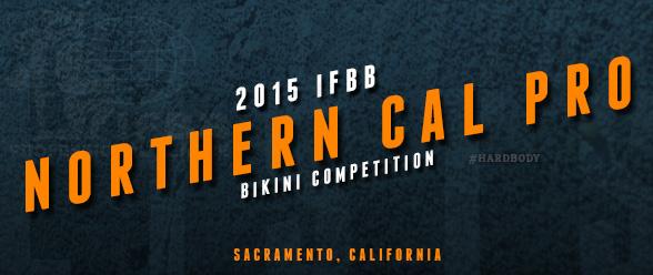 2015 IFBB Northern Cal Bikini