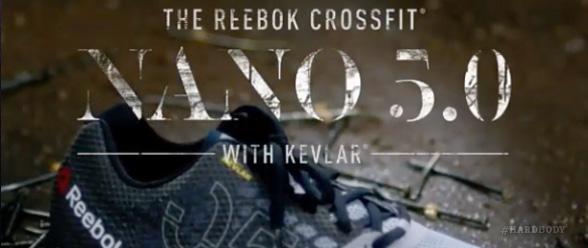 Reebok CrossFit Nano 5