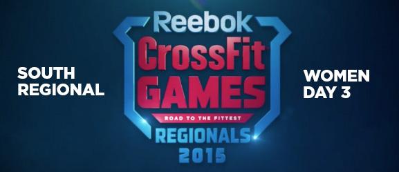 2015 CrossFit South Regional