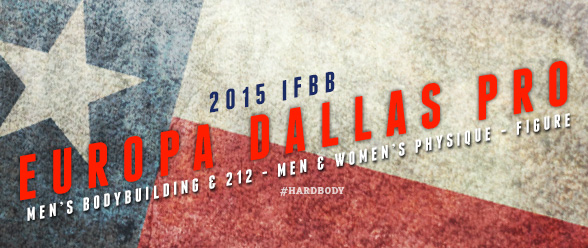 IFBB Europa Dallas Pro