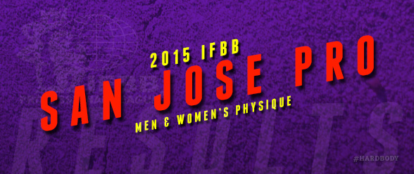 IFBB San Jose Pro